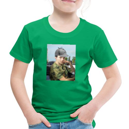 Detektiv Laurin - Kinder Premium T-Shirt