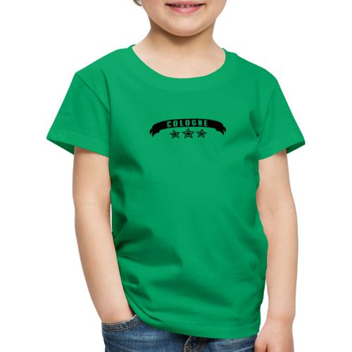 Stadtshirt Cologne - Kinder Premium T-Shirt