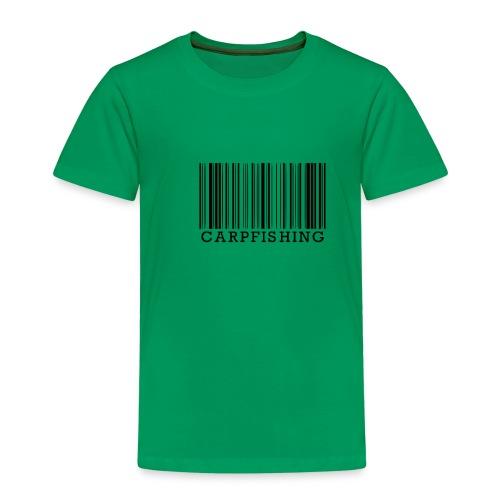 Karpfenangler Karpfen angeln Geschenk Angler Shirt - Kinder Premium T-Shirt