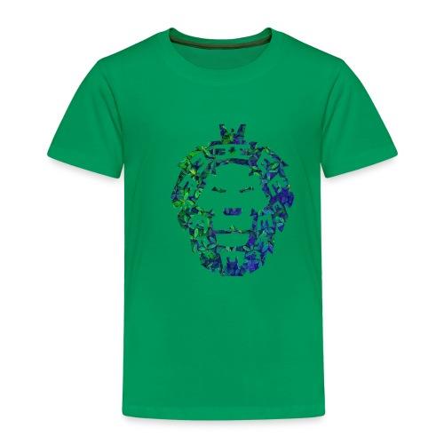 Löwen Kopf - Kinder Premium T-Shirt