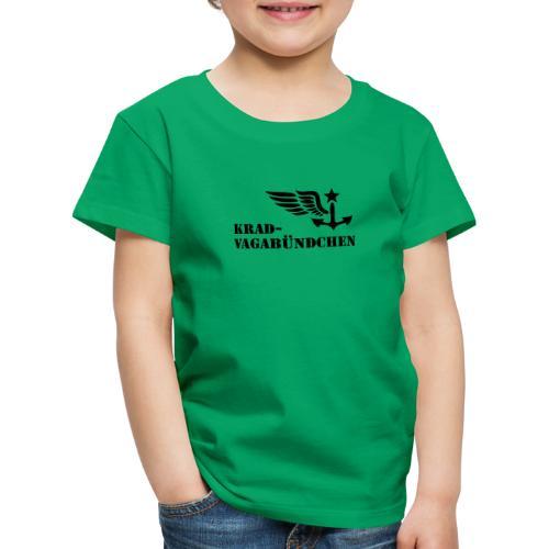 Krad-Vagabündchen V2 - Kinder Premium T-Shirt