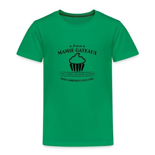 mamie gateaux - T-shirt Premium Enfant