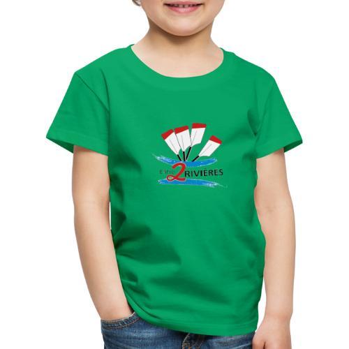 Entre 2 Rivières - T-shirt Premium Enfant