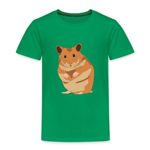 Hamster - Goldhamster - Zwerghamster - Haustier - Kinder Premium T-Shirt