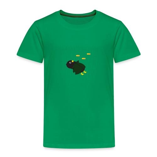 Pingouin Bullet Time - T-shirt Premium Enfant