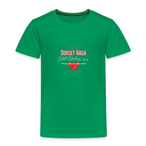 dorset naga tshirt 2020 - Premium-T-shirt barn