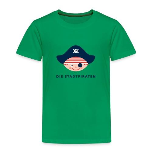 SP Logo Pirat NEU - Kinder Premium T-Shirt