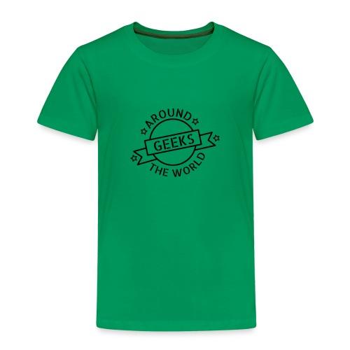 Geeks around the world - T-shirt Premium Enfant