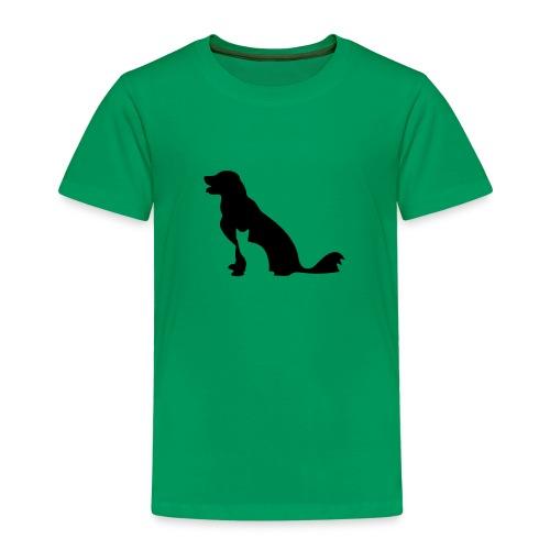 Hund und Katze - Kinder Premium T-Shirt