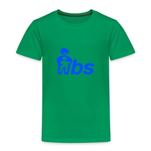 wbslogo2 - Kinder Premium T-Shirt