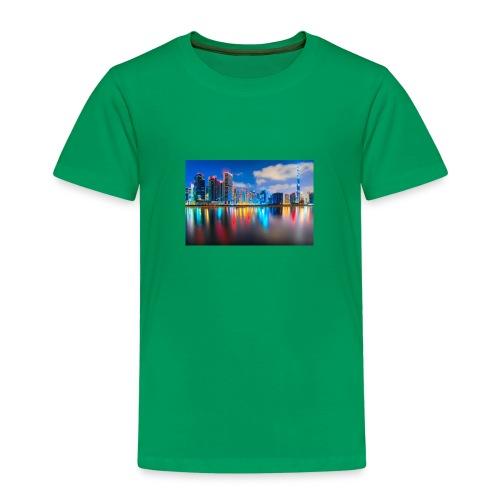 Dubai Skyline - Kinder Premium T-Shirt