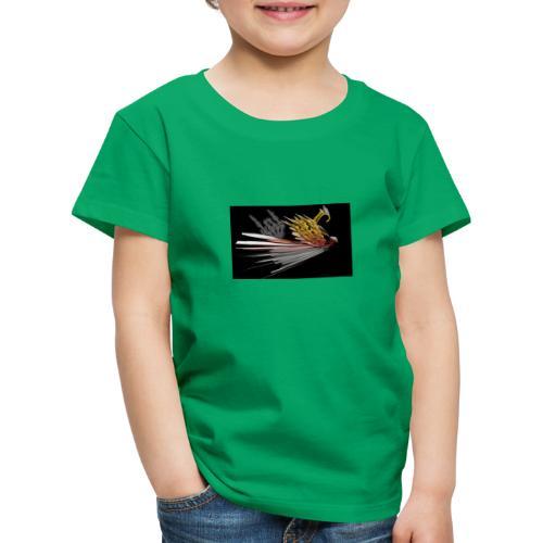 Abstarct Bird and Skeleton Hand - Kids' Premium T-Shirt