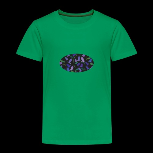 blue bells - T-shirt Premium Enfant