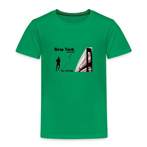 New york marathon - T-shirt Premium Enfant