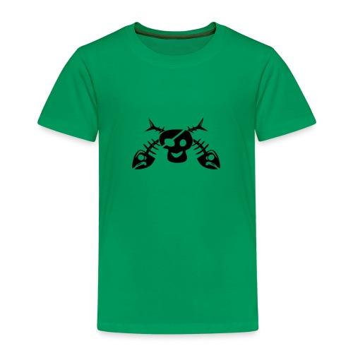 totenkopffisch smile - Kinder Premium T-Shirt