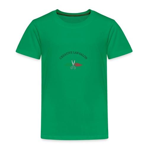 Creative Lab Salon - Maglietta Premium per bambini