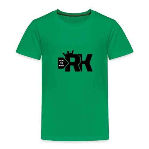 Road To King - T-shirt Premium Enfant