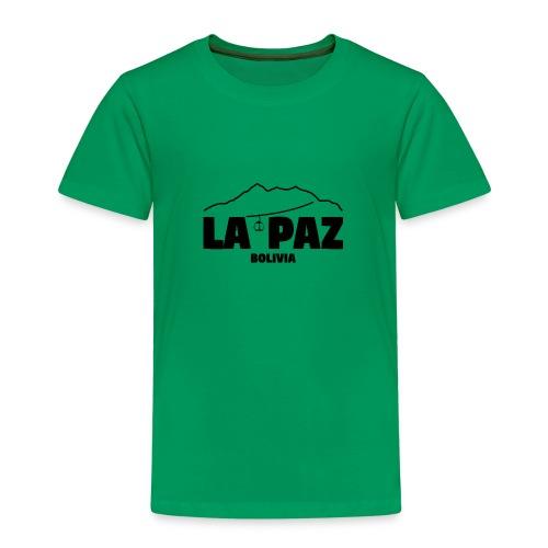 La Paz Bolivia - Camiseta premium niño