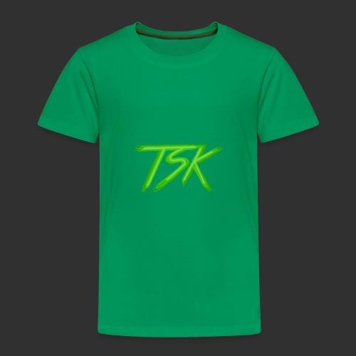 Minimum Design - Børne premium T-shirt