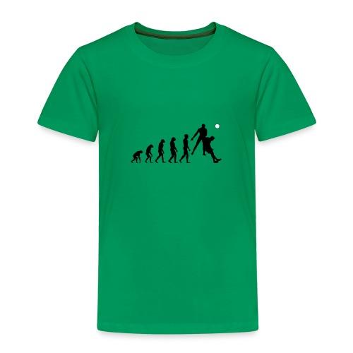 Evolution Football #8 - Kids' Premium T-Shirt