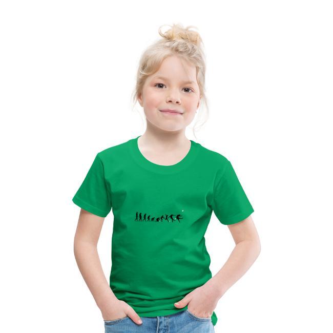 Evolution Rugby Kick | T shirt Premium Enfant