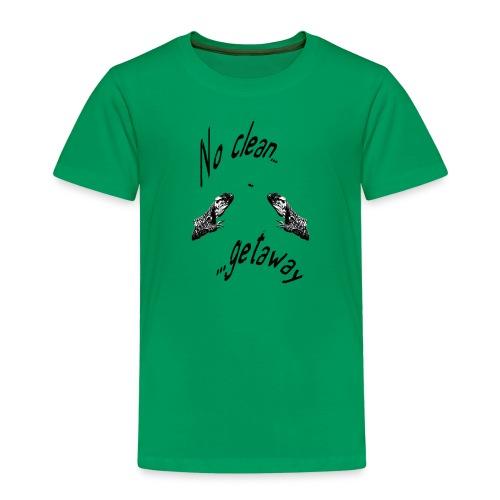 Fliege on Point - Kinder Premium T-Shirt