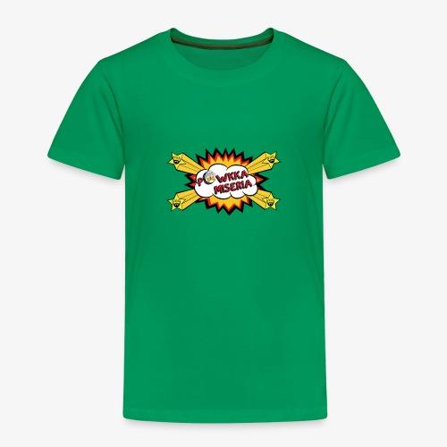 Powkka Miseria - Maglietta Premium per bambini