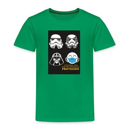 star PROTEGIDO 1 - Camiseta premium niño