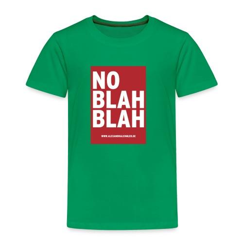 aufkleber1 - Kinder Premium T-Shirt