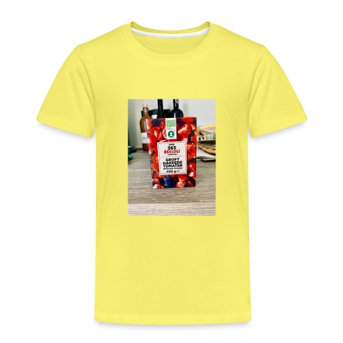 Tomato - Børne premium T-shirt