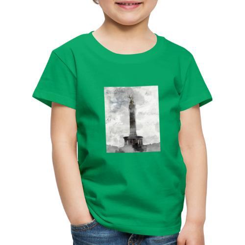 Siegessäule - Kinder Premium T-Shirt