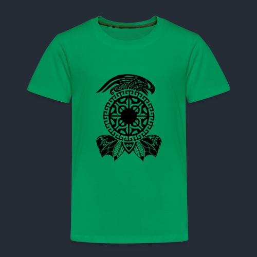 maori tattoo auf T-Shirt - Kinder Premium T-Shirt