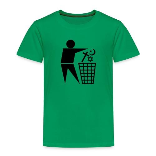 Anti Religion # 1 - Kids' Premium T-Shirt
