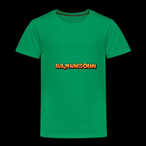 KajmakSohn - Kinder Premium T-Shirt