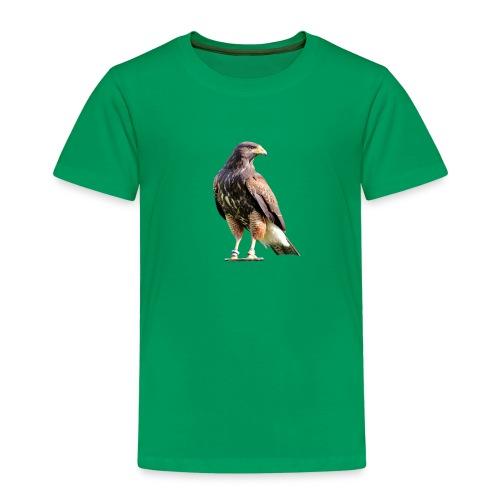 Harris Hawk - Wüstenbussard - Kinder Premium T-Shirt