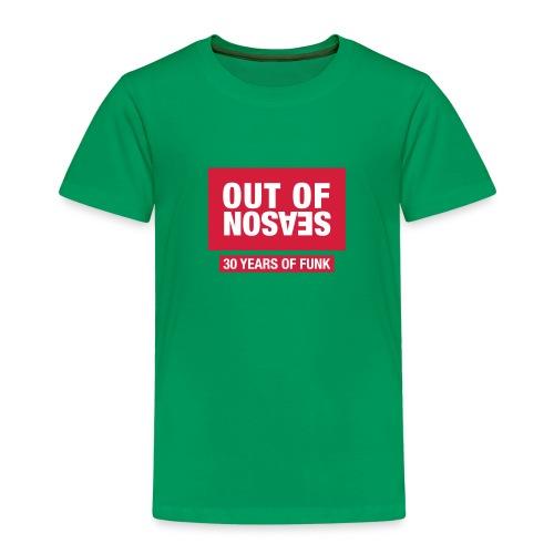 OOS RED - Børne premium T-shirt