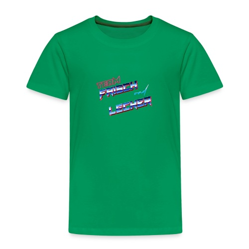 Frisch Lecker copy - Kinder Premium T-Shirt