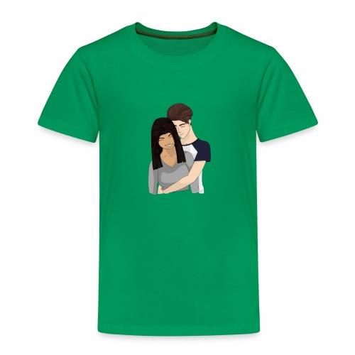 Vheronica + Lan - Kinder Premium T-Shirt