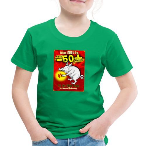 Groink / plus ou moins 50 - T-shirt Premium Enfant