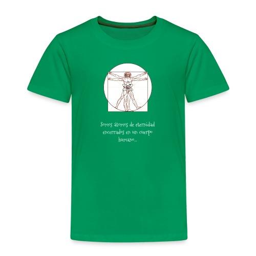 Vitru - Camiseta premium niño