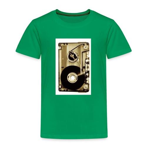 cassette - Camiseta premium niño