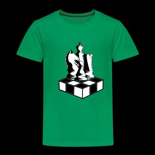 Ajedre z - Camiseta premium niño