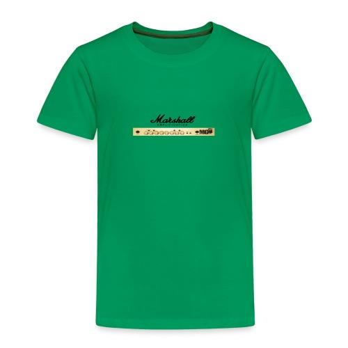 Marshall Amplification - Lasten premium t-paita