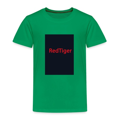 RedTiger Standartlogo - Kinder Premium T-Shirt