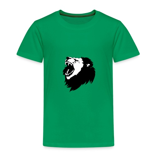 Stone Lion - Kinder Premium T-Shirt