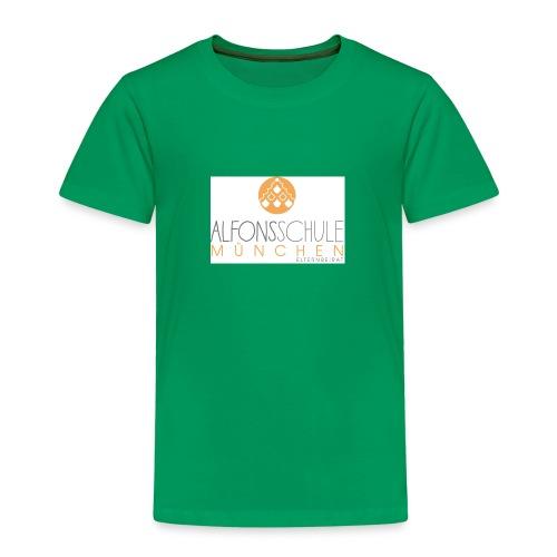 logo-alfonsschule_test - Kinder Premium T-Shirt