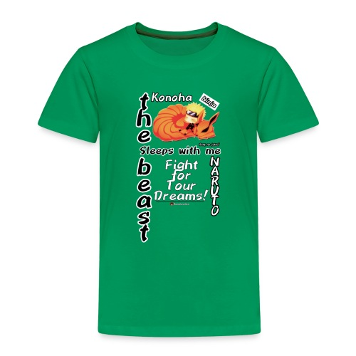 Anime Chibi series v1 - Camiseta premium niño