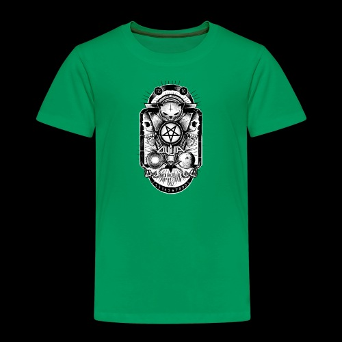 Logo Ouija complet - T-shirt Premium Enfant