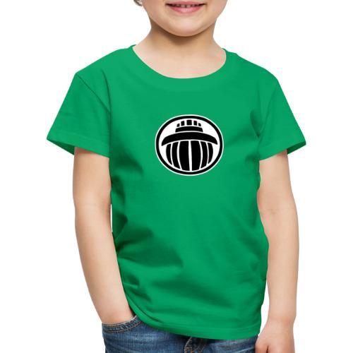 Berlin Ego - Kinder Premium T-Shirt