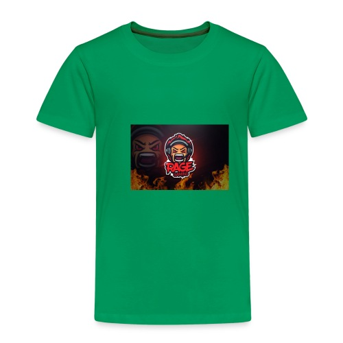 RageGaming - Kinder Premium T-Shirt